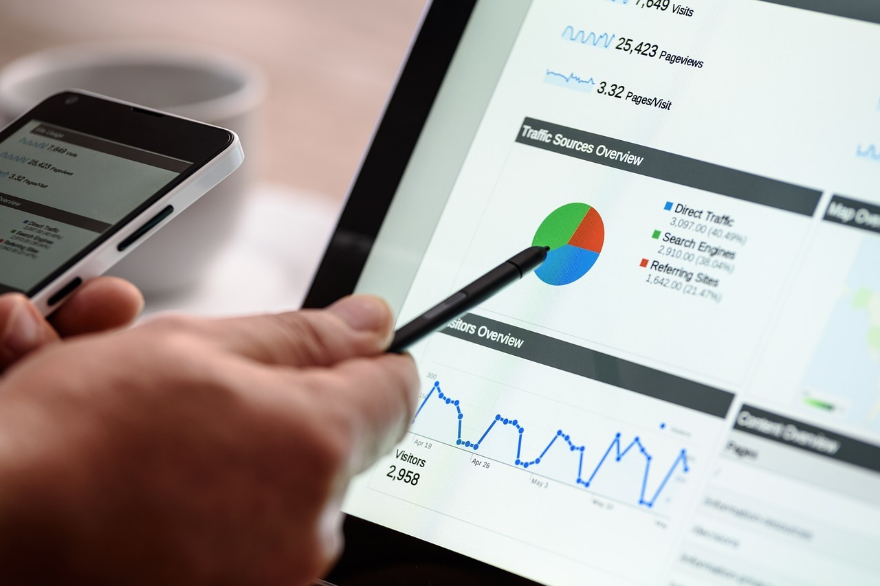 Web Analytics Consulting Service